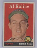 Al Kaline (player name in white) [Excellent]