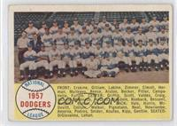 Brooklyn/Los Angeles Dodgers Team