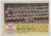 Brooklyn/Los Angeles Dodgers Team [Good to VG‑EX]