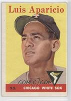 Luis Aparicio (Team Name in White on Front) [Poor to Fair]