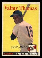 Valmy Thomas [VG]