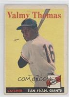 Valmy Thomas [GoodtoVG‑EX]