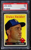 Duke Snider [PSA7]