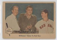 Williams' Value To Red Sox [GoodtoVG‑EX]