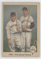 1938 - First Spring Training