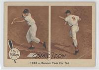 1948- Banner year for Ted