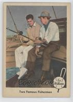 Two Famous Fishermen [Good to VG‑EX]