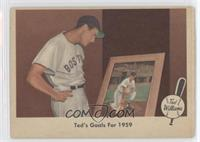 Ted's Goals For 1959 (Ted Williams)