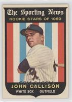 Johnny Callison [GoodtoVG‑EX]