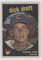 Dick Drott [GoodtoVG‑EX]