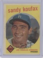 Sandy Koufax [GoodtoVG‑EX]