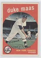 Duke Maas