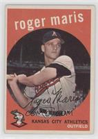 Roger Maris (white back) [Good to VG‑EX]