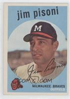 Jim Pisoni (White Back)