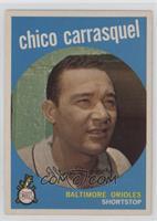 Chico Carrasquel (white back)