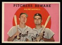 Pitchers Beware (Al Kaline, Charlie Maxwell) [EXMT]