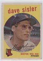 Dave Sisler