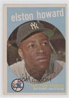 Elston Howard [GoodtoVG‑EX]