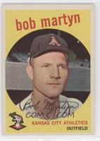 Bob Martyn
