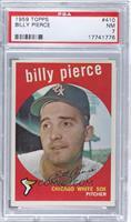 Billy Pierce [PSA7]