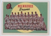 Milwaukee Braves Team