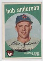 Bob Anderson [GoodtoVG‑EX]