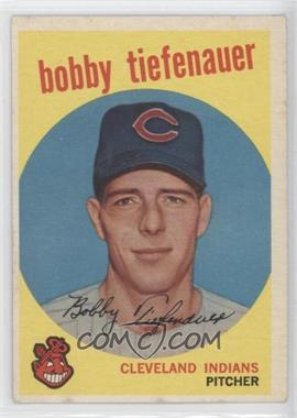 1959 Topps - [Base] #501 - Bobby Tiefenauer
