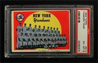 New York Yankees [PSA6]