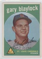 Gary Blaylock [GoodtoVG‑EX]
