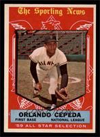 Orlando Cepeda [NM]