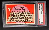 Chicago White Sox Team (2nd Series Checklist) [PSA7]