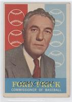 Ford Frick [Good to VG‑EX]