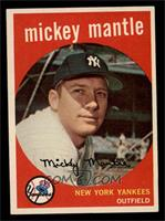 Mickey Mantle [EX MT]