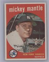 Mickey Mantle [Excellent‑Mint]