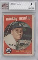 Mickey Mantle [BVG 3]