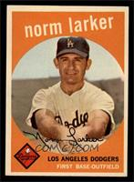 Norm Larker [NM]