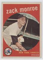 Zach Monroe
