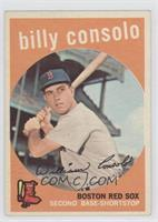 Billy Consolo [Good to VG‑EX]