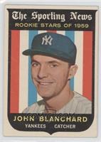 Johnny Blanchard