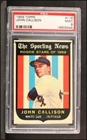 Johnny Callison [PSA 9]