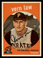 Vern Law [NM MT]