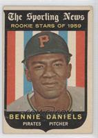 Bennie Daniels [GoodtoVG‑EX]