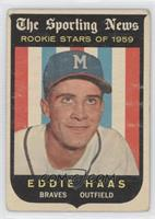 Eddie Haas [Good to VG‑EX]