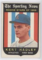 Kent Hadley