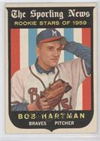 Bob Hartman [Good to VG‑EX]
