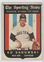 Ed Sadowski [Good to VG‑EX]