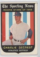 Charlie Secrest [Good to VG‑EX]