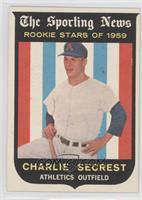 Charlie Secrest