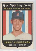Jerry Zimmerman [GoodtoVG‑EX]