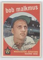 Bobby Malkmus, Bob Malkmus
